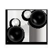 doubledot-earrings-pearl-black