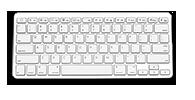 keyboard-white-1